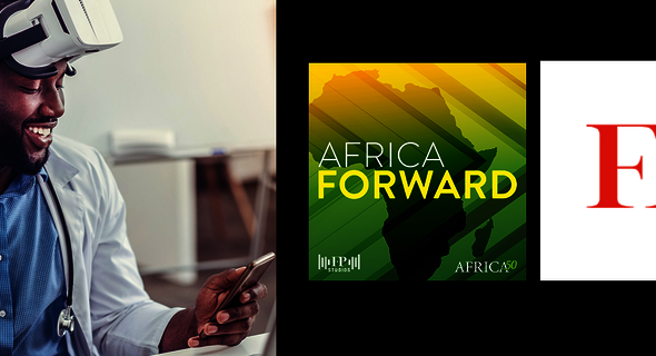 Episode 3 - 'Africa's Digital Transformation' highlights innovations in ICT and impact on lives across Africa