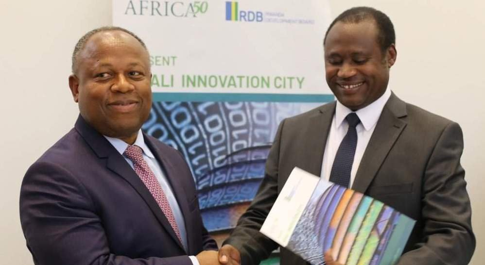 Africa50 Signs Agreement with the Republic of Rwanda to Help Develop Kigali Innovation City