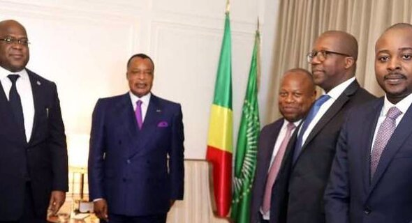 President Sassou Nguesso and President Tshisekedi reaffirm their full support for the Brazzaville–Kinshasa Bridge Project