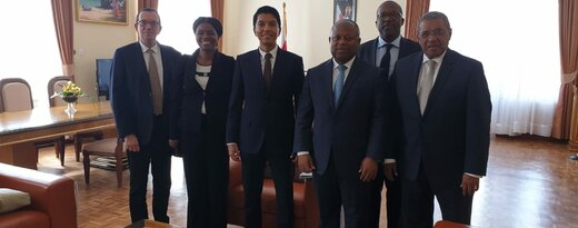 Africa50 conducts business trip to Madagascar to discuss opportunities for infrastructure development