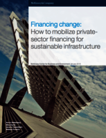 Financing change cover