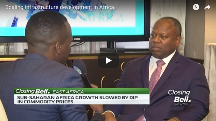 Video: Africa50 CEO Alain Ebobissé speaks to CNBC Africa about infrastructure development