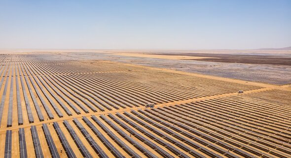 Africa50 and its partners announce the completion of the 390 MW Benban Solar Power Project in Egypt