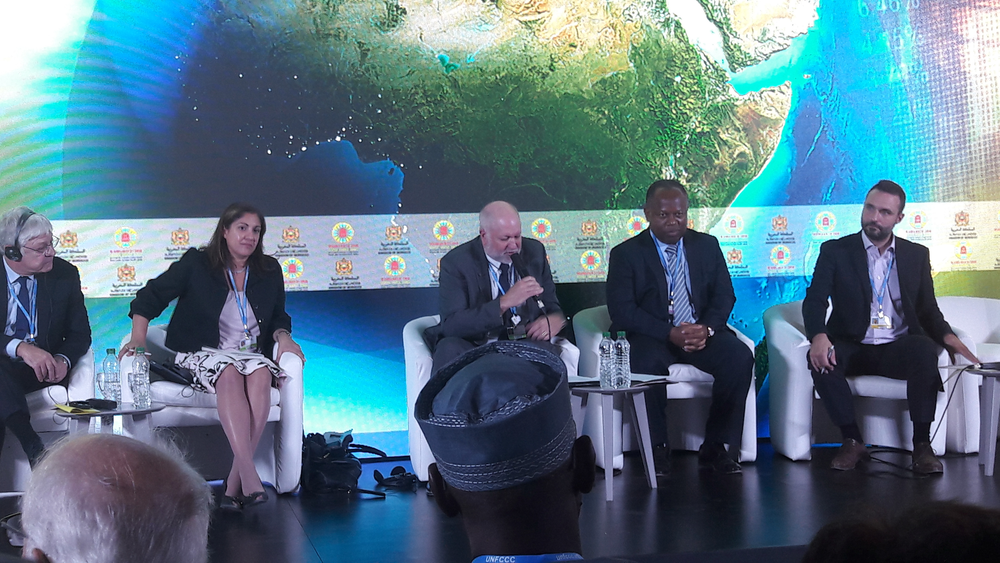 Africa50 Joins Low Carbon Financing Network at COP22