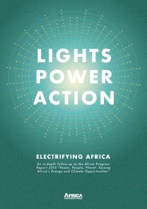 Lights Power Action cover