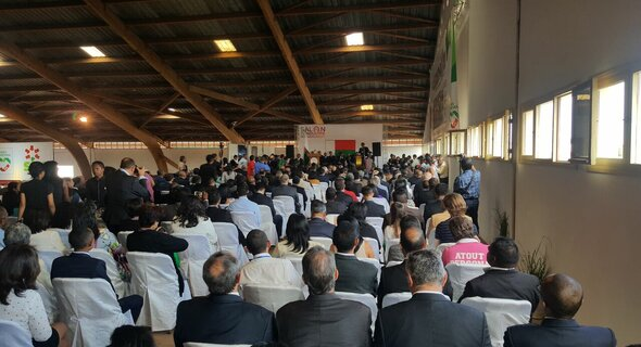 Africa50 Participates in the Summit of the Francophonie