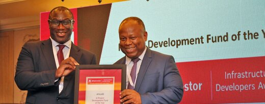 Africa50 wins Ai Project Development Fund of the Year Award