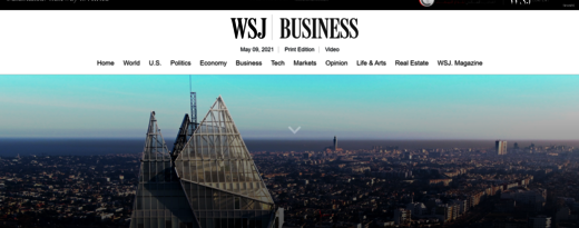 "Africa50 CEO shares insights in WSJ article, ""Casablanca: Gateway to Africa"""