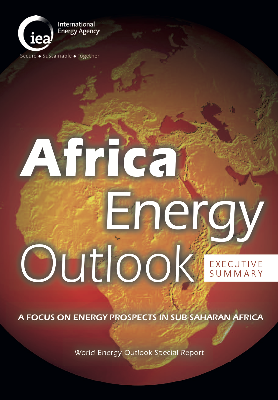 African Energy Outlook IEA 2017 Exec Summary