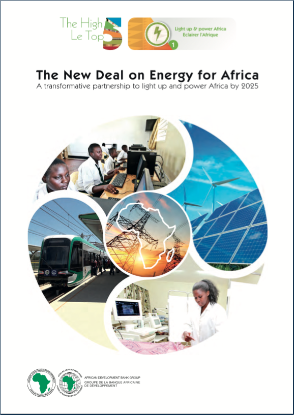 New Deal on Energy for Africa