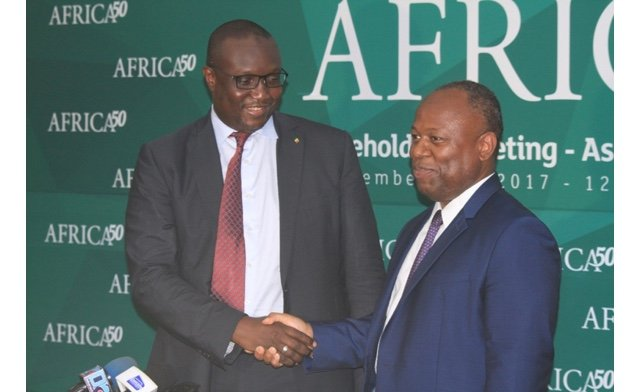 Senegalese President Sall Hails Africa50's Cooperation with Senelec to Develop the Malicounda Power Plant